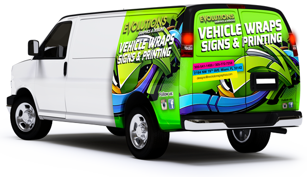 Car Wrapping Miami, Vehicle Wraps Miami, Business Signs Miami, Box